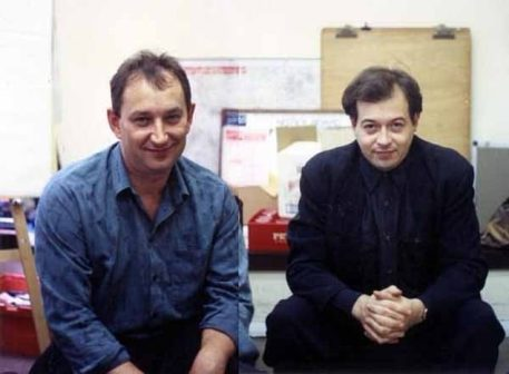 Doug Naylor, one half of the duo who dreamed up Red Dwarf, has initiated a High Court action againsthis former co-scriptwriter and one-time best friend, Rob Grant