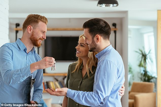 Key asset: The number of first-time buyers spending seven-figure sums increased in 2020