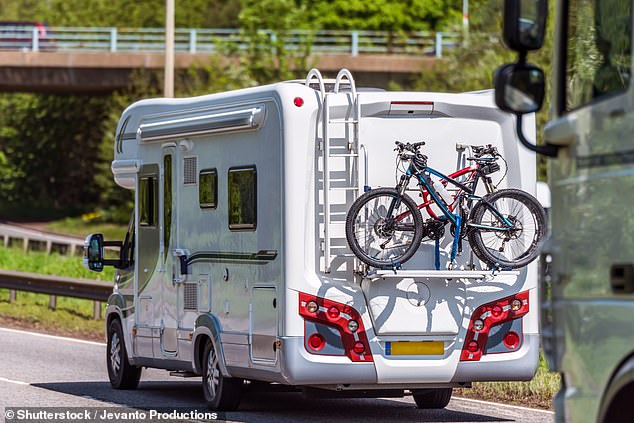 Are Britons failing to protect their staycationing vehicles? Research has revealed that motorhomes and campervans have below par security measures installed