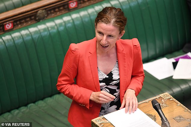 Shadow chancellor Anneliese Dodds (pictured) said that any tax reform to help the government meet its commitment to zero carbon emissions by 2050 must be ¿fair¿