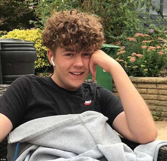 The teenager, known to friends as Olly, was fatally attacked at Bugs Bottom fields, Emmer Green, in Reading, on January 3