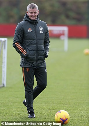Manchester United boss Ole Gunnar Solskjaer says they have remained level-headed this week