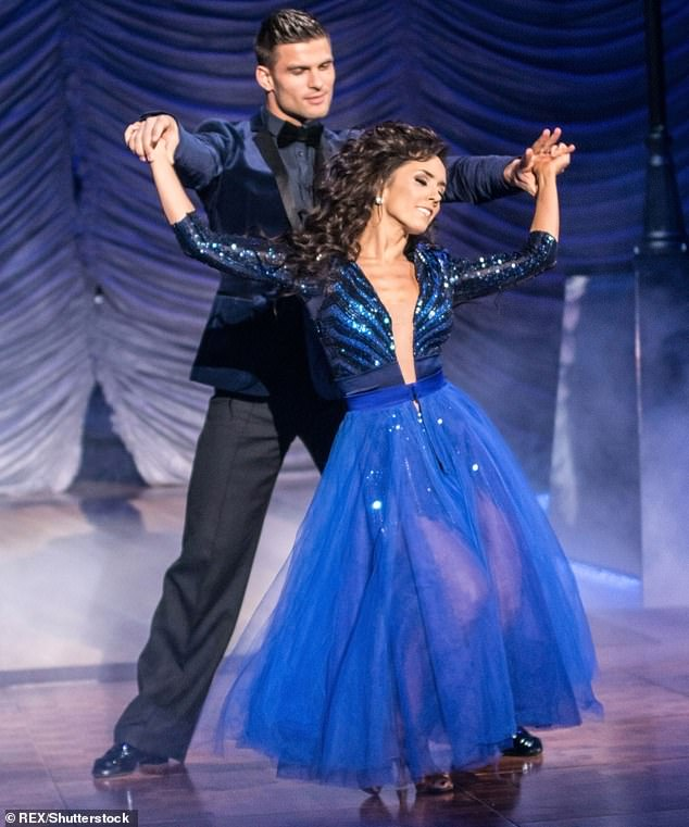 Strictly Come Dancing's Aljaz Skorjanec and Janette Manrara, who are running a 90-minute Zoom class from their home at 7pm on February 14