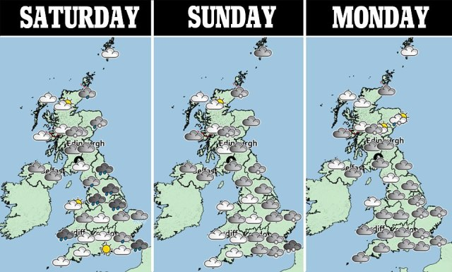 South East England is under a 85-hour snow warning from 11pm until 12pm Wednesday - while the heaviest blizzards are expected in Suffolk, Essex and Kent on Sunday where another amber warning has been issued from tomorrow