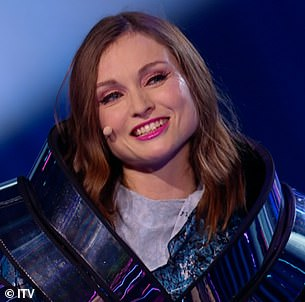 Opening episode:While Sophie Ellis-Bextor was unmasked as the Alien on the premiere episode on Boxing Day