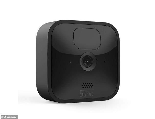 TheBlink Outdoor is a wire-free, battery-powered HD security camera that sends motion detection alerts on your phone