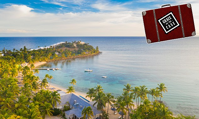 Not so premium service: A couple due to get married in Antigua were charged more than new customers would be when re-booking their flights