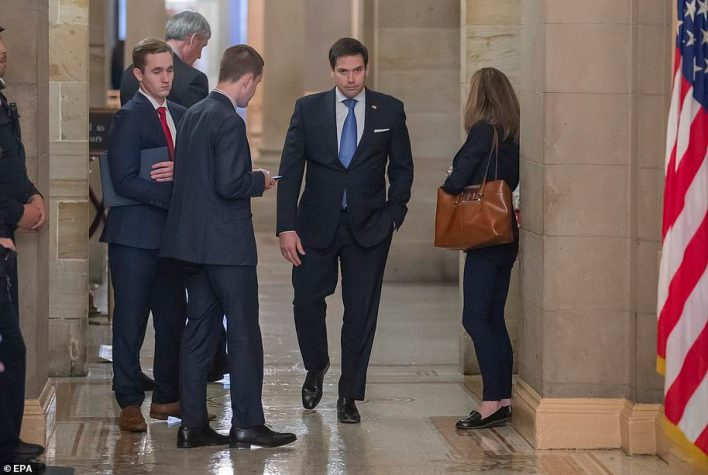 Marco Rubio, a prominent Republican senator, has said that China's figures cannot be trusted and a far higher than has been reported