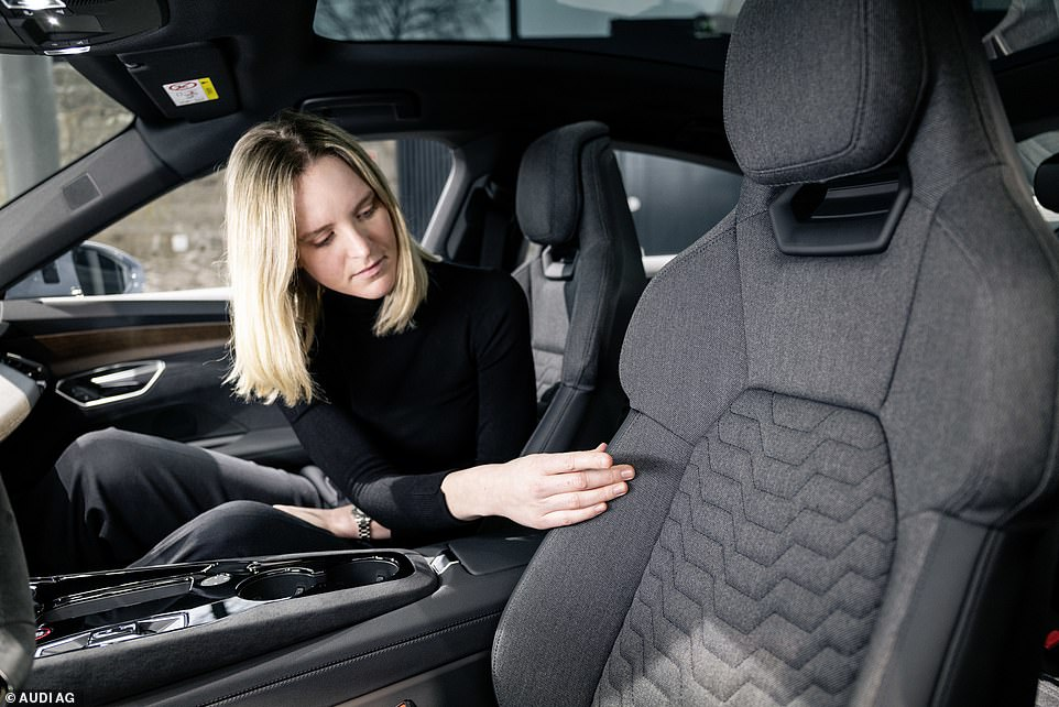 Depending on the model bought there are three versions of seats – 8, 14, and 18 way electrically adjustable -with the latter also having ventilation and massage capability