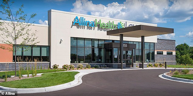 A suspected gunman opened fire at the Allina Health Clinic on Crossroads Campus Drive in Wright County late Tuesday morning, according to the Star Tribune
