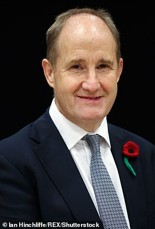 Support: MP, chairman of the All Party Parliamentary Group on Fair Business Banking