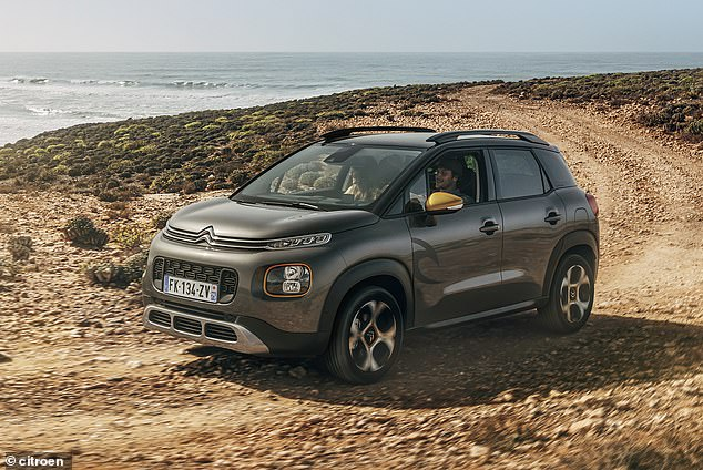 If you're looking for a crossover with plenty of unique appeal, the Citroen C3 Aircross could be the answer. This Rip Curl edition, usually costing £20,55, can be bought with a 15.8% discount