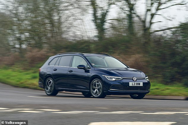 The VW Golf is among the most popular new cars in the UK, though the estate version isn't in as much demand as the conventional hatchback. If you want a mid-size family car with plenty of luggage space - and a discount of 16% off the RRP - it could be the perfect option