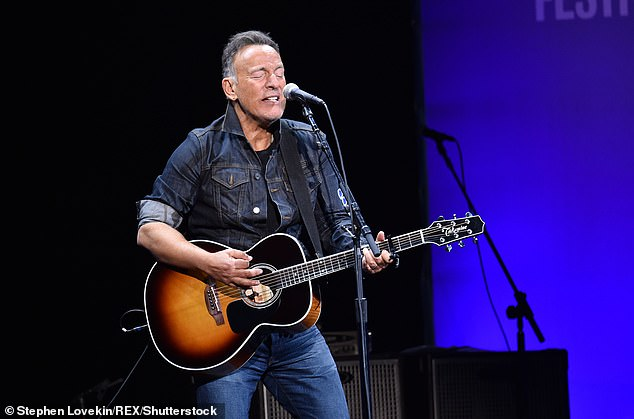 According to TMZ, this is Springsteen's first known arrest for DWI. He is due to appear in court in the coming weeks