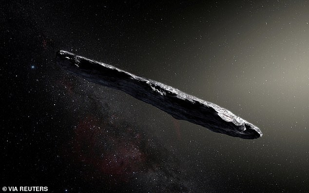 A team from Arizona State University (ASU) proposes Oumuamua is a fragment of Nitrogen ice from a distant Pluto-like planet. Nitrogen ice is found throughout objects beyond the Solar System and reflects about two-thirds of the Sun's light – Oumuamua is said to be 10 times more reflective than comets