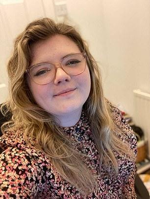 Charli Burns, 23, became a qualified teacher during the coronavirus pandemic