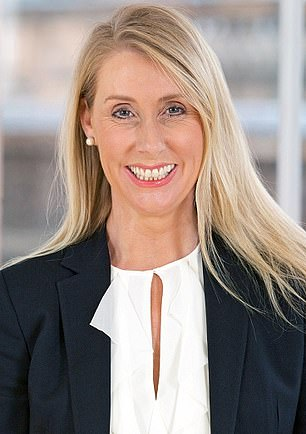 Debbie Crosbie took over at TSB in May 2019
