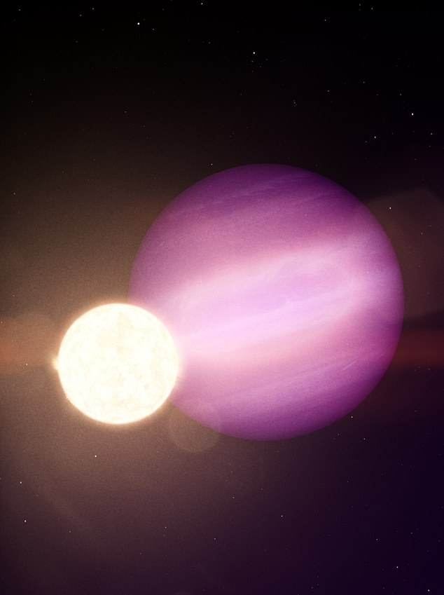 Not only is the discovery the first time astronomers have witnessed planetary crusts in the atmosphere of white dwarfs (stock), but it also reveals that solar systems like ours have been around for billions of years