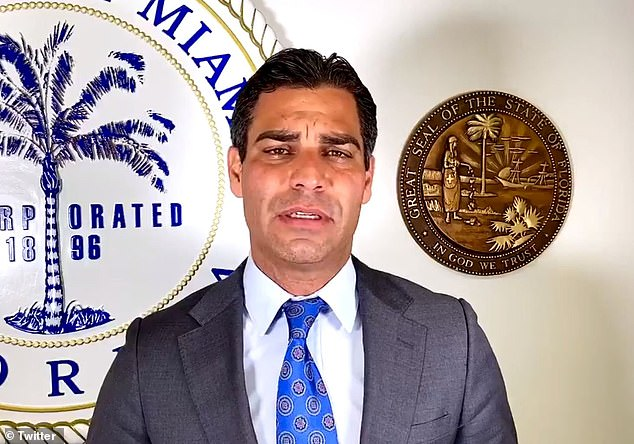 Miami Mayor Francis Suarez is leading a push for the city to use Bitcoin for its transactions