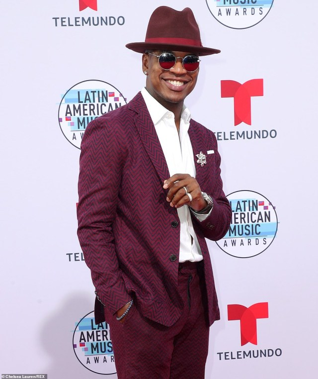Career: Ne-Yo soared to fame in 2004 when he wrote Let Me Love You for singer Mario, he went on to launch his own successful music career and has hits such as Miss Independent, Sexy Love and So Sick (pictured in 2019)
