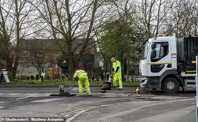 Half a billion for pothole repairs in 2021/22: The Government has today revealed the allocation for a £500million cash injection for authorities to fill craters on local roads