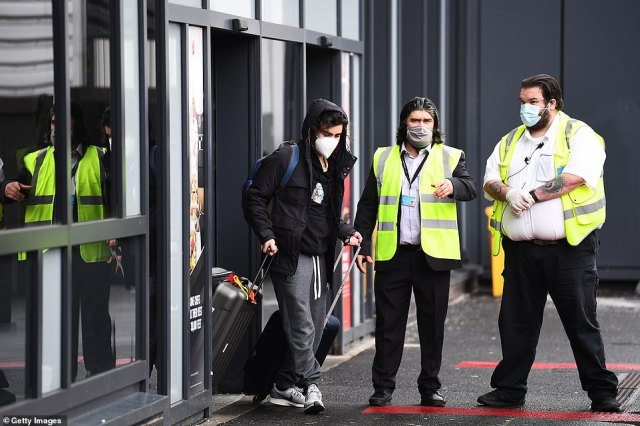 Unless exempt, a passenger will have to pay £1,750 to quarantine in a room at one of six designated hotels in a bid to avoid new virus variants arriving into the country