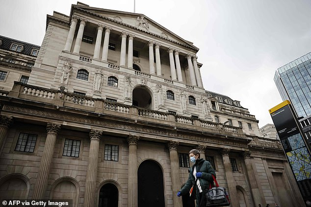 Action: Central banks like the Bank of England have ramped up bond purchases