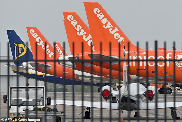 Costly: Facing higher costs, businesses like airlines look set to hike prices for customers