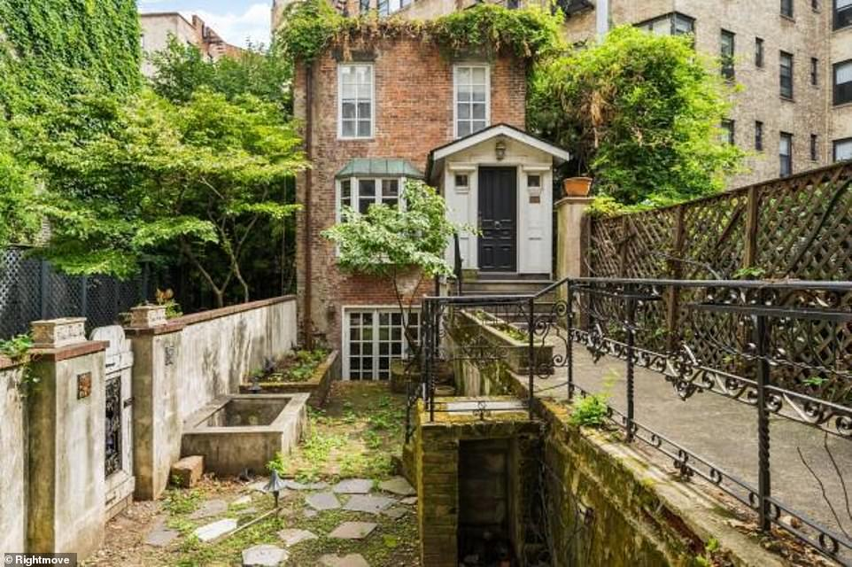 Cheapest on the list: This Manhattan property is being sold via estate agents Savills and has a price tag of $5.5million or £3,960,440