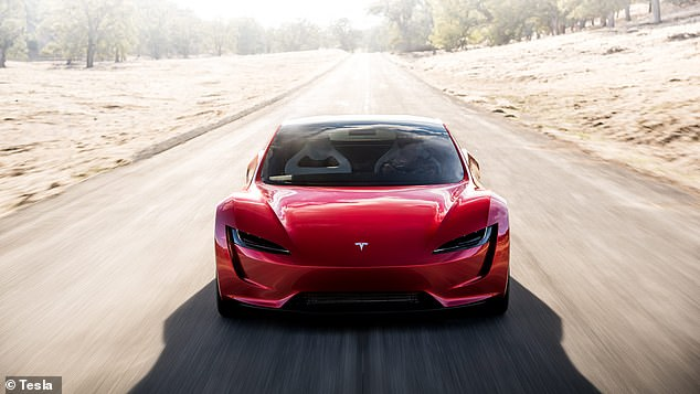 In 2020, despite the hit on businesses caused by Covid, Tesla made half a million new cars