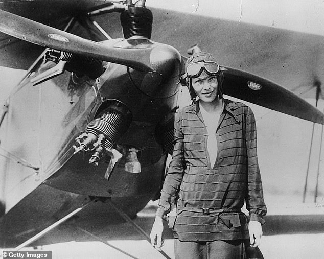 AmeliaEarhart took to the sky on June 1, 1937 to be the first female aviator to fly around the world. A few weeks later, she lost radio contact and was never seen or heard from again