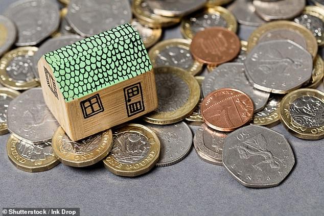 Si el valor de su casa aumenta, su participación en el valor neto también aumenta.