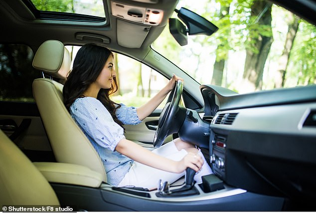 Cost cutting: Young drivers could save an average of £848 by switching to a telematics policy