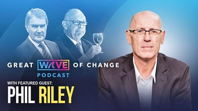 Great Wave of Change podcast: Michael Wilson and David Buik talk to multi-millionaire Phil Riley, who is launching a new radio station for Baby Boomers