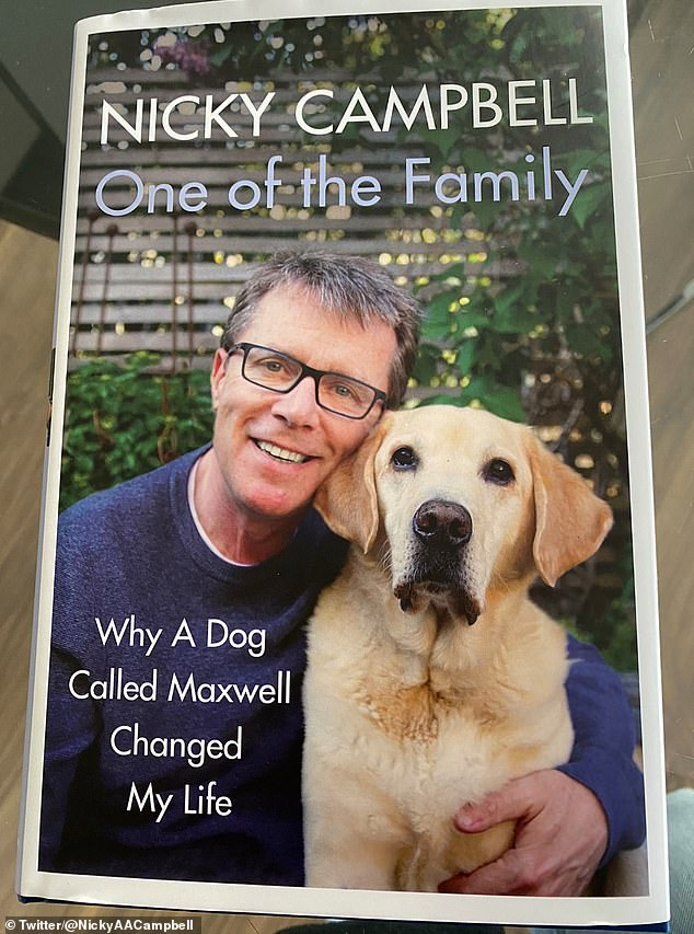 Memoir:Nicky has since released a memoir 'One of the Family', which details his life with his adoptive parents, his search for his birth mother, and how his 'miracle dog' Maxwell helped with his mental health