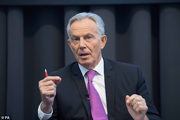 In 1998, Tony Blair's (pictured) administration expanded the system and changed the hearings to 'employment tribunals'