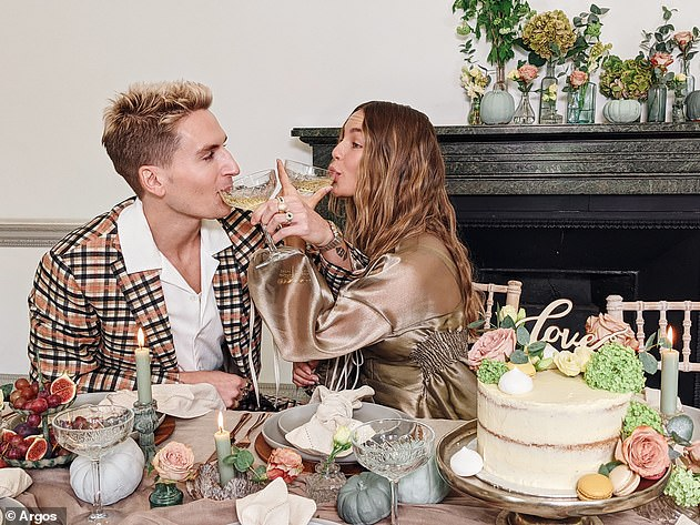 Three years! 'We then messaged for three years. But we never met, and it was a weird one' explained Proudlock who then travelled to Glasgow years later when they were both single
