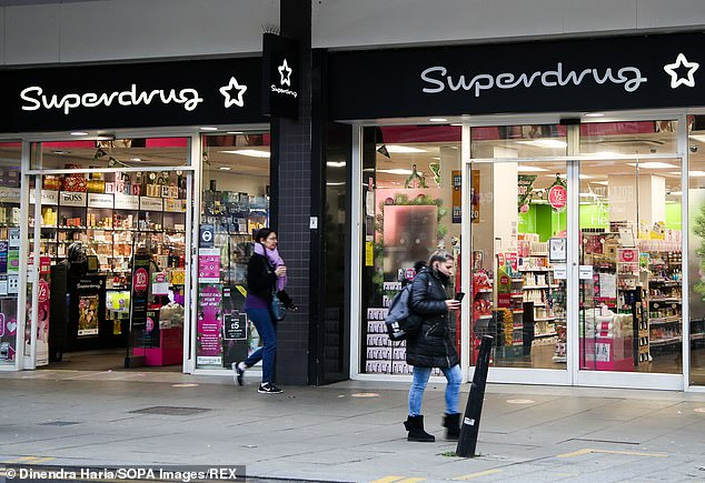 The Superdrug test is the first high-street saliva test available in the UK and offers a less intrusive and more comfortable option than nose and throat swabs