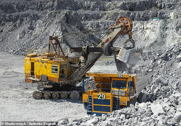 Digging deep:Rio Tinto is a well-diversified FTSE100 mining giant, and a leading producer of the three most-consumed industrial metals