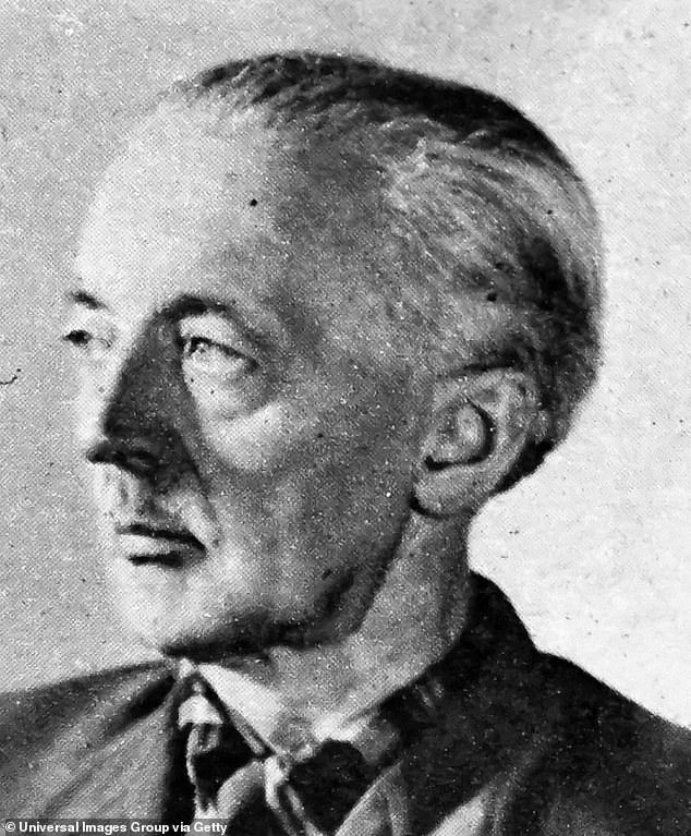 Han van Meegeren (pictured)was driven by the condescension of Holland's art critics, who considered him a middling talent with kitsch tendencies