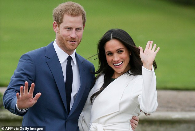Broadcaster Andrew Neil has joined the chorus of critics calling for Harry and Meghan to be stripped of their official titles as the Duke and Duchess of Sussex