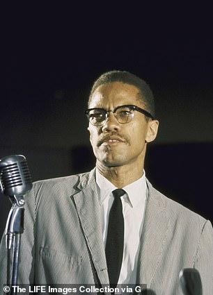 Malcolm X was gunned down on February 21, 1965 inside Harlem's Audubon Ballroom during a speaking engagement