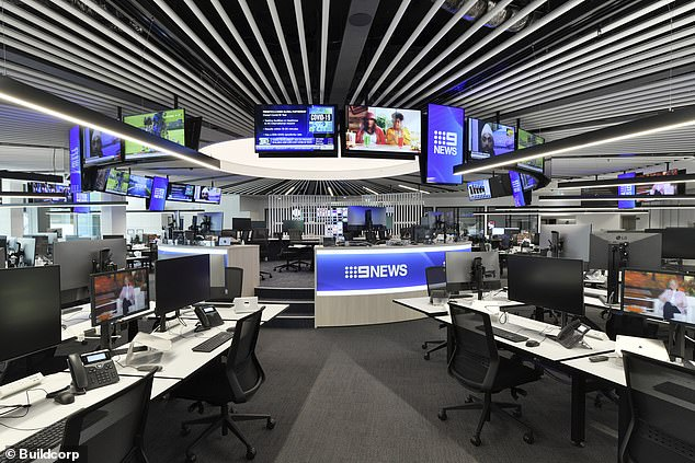 Just a day after the online blackout, Facebook contacted Nine (pictured) and News Corp to discuss commercial deals