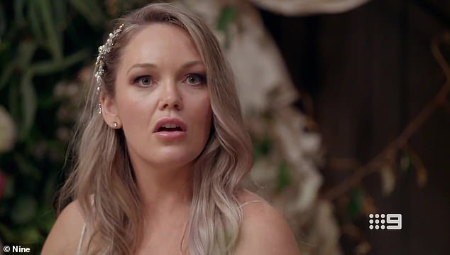 Married At First Sight: Meet the jilted fiancée of Bryce Ruthven, Nzuchi Times