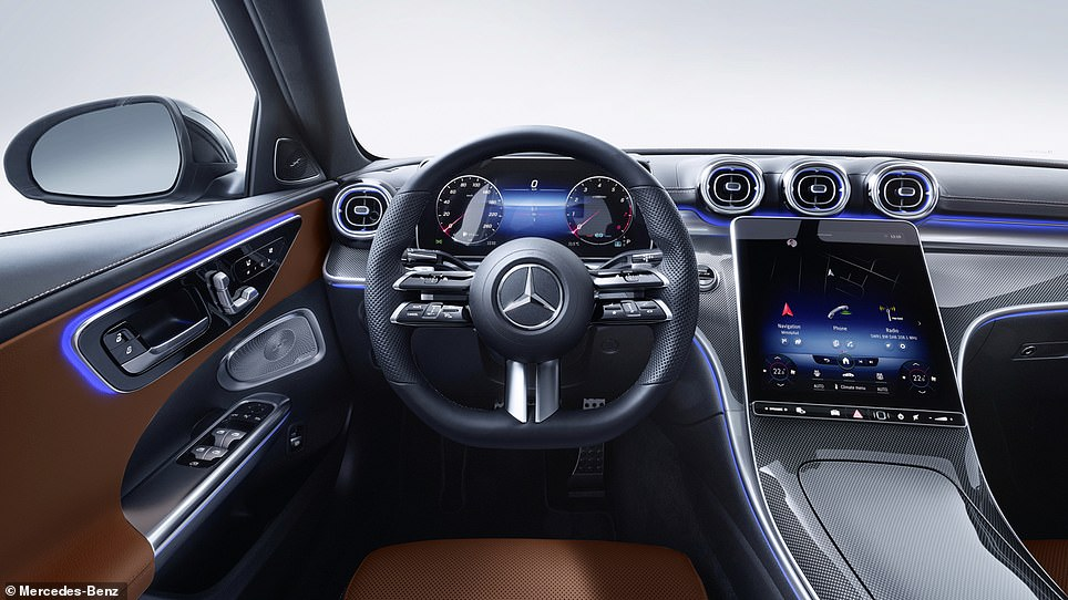 Motorists will be able to control devices from the comfort on the driver's seat