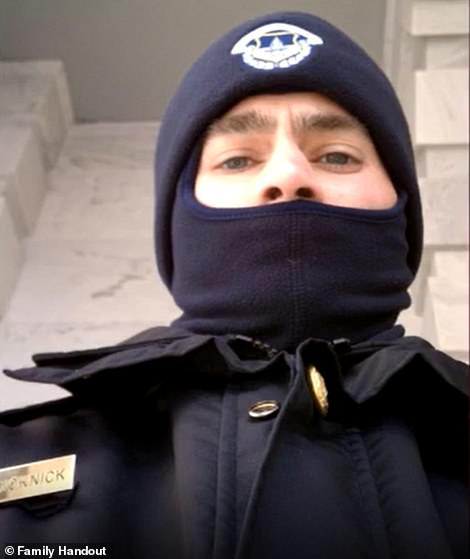 Mom of US Capitol police officer Brian Sicknick believes he died of a stroke, Nzuchi Times