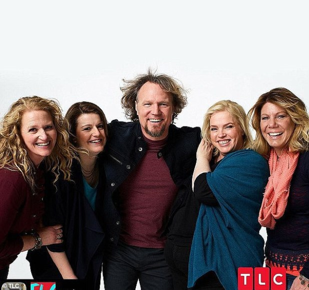 Big Family: Kody Brown recently returned to his home state of Utah with his four wives years after the group fled the state due to strict laws that made the practice of polygamy a felony.