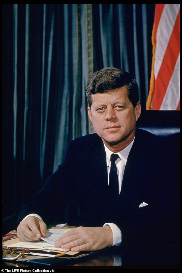JFK's murder in 1963 shocked the world and continues to spawn new theories to this day