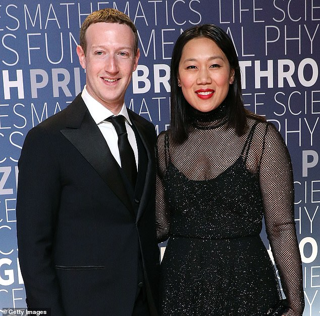 Facebook has agreed to restore news pages in Australia 'in the coming days' after CEO Mark Zuckerberg (left) forced MPs to water down new laws that will make the site pay for content