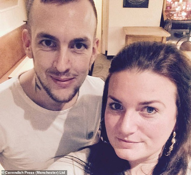 John Lee Morris (left), 32, killed Niki Campbell (right), 30, by stabbing her multiple times at his flat in Harphurhey, Manchester, just five days before Christmas in 2017